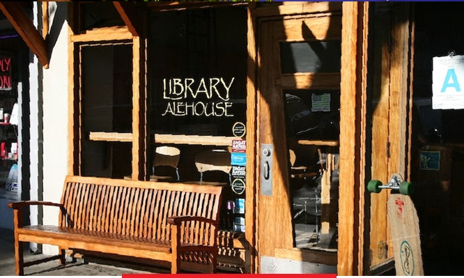 Library Alehouse